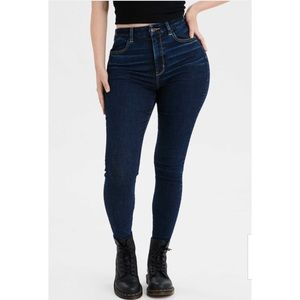 AEO Curvy Super Hi Rise Jeans